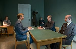 Alexander Fehling (Rolle: Johann Radmann), Josef Bichinsky (Rolle: Robert Mika), Lukas Miko (Rolle: Herrmann Langbein)