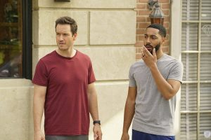 Mark-Paul Gosselaar and Tone Bell on Truth Be Told