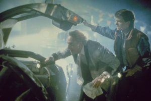 Back to the Future Interview: Dean Cundey on 1.85:1 and Eric Stoltz
