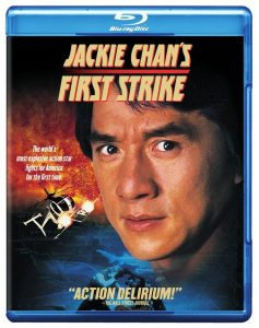 Rumble in the Bronx and First Strike Blu-ray Reviews