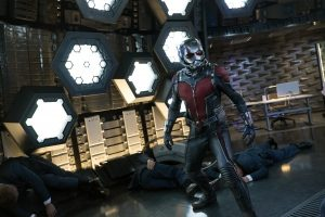 Exclusive Interview With Production Designer Shepherd Frankel For Ant-Man on Blu-ray!