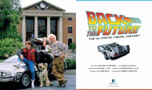 Franchise Fred Book Review: Back to the Future – The Ultimate Visual History