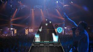 Gameplay in Guitar Hero Live