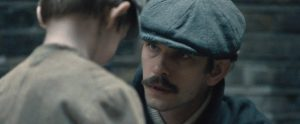 Ben Whishaw as Sonny in Suffragette