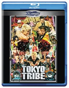 Tokyo Tribe Blu-ray Review