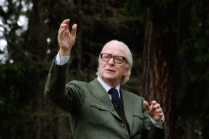 """Michael Caine as """"Fred"""" in YOUTH. Photo by Gianni Fiorito. © 2015 Twentieth Century Fox Film Corporation All Rights Reserved"""