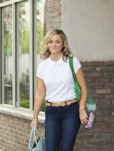 Amy Poehler as Maura in Sisters