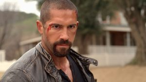 Scott Adkins in Close Range