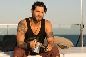 Exclusive Interview: Edgar Ramirez on Joy and Point Break