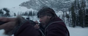 Tom Hardy hunts for the person he had left for dead, in THE REVENANT. Photo Credit: Courtesy Twentieth Century Fox. Copyright © 2015 Twentieth Century Fox Film Corporation. All rights reserved.  THE REVENANT Motion Picture Copyright © 2015 Regency Entertainment (USA), Inc. and Monarchy Enterprises S.a.r.l. All rights reserved. Not for sale or duplication.