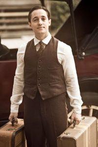 Thomas Ian Nicholas as Walt Disney