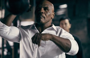 Mike Tyson in Ip Man 3