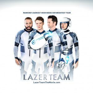 Lazer Team: A Review