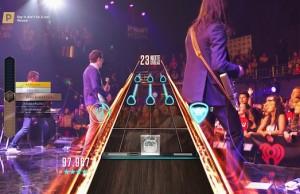 Weezer on Guitar Hero TV