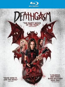 4 Scary Blu-rays: Deathgasm, The Visit, Green Inferno & Sinister 2