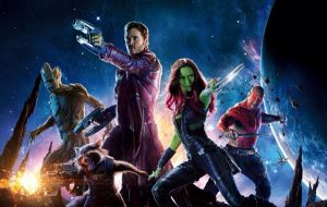 New Members Join the Hero Team In 'Guardians of The Galaxy Vol 2'