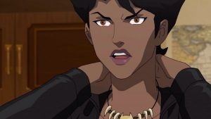 First Live Action Image Of Vixen On 'Arrow' Has Been Revealed
