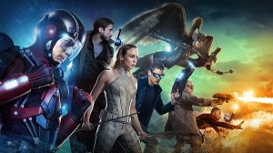 New Poster For DC's Legends Of Tomorrow Has Been Released