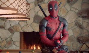 Special Message From 'Deadpool' Gets Ballsy