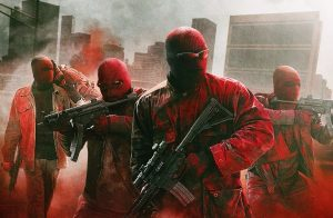 New Poster For 'Triple 9' Released