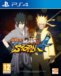 Naruto Shippuden: Ultimate Ninja Storm 4 Video