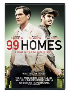 99 Homes Blu-ray Review