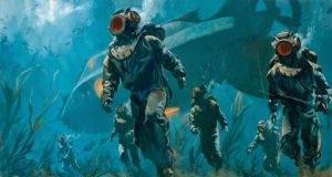 Filming Date for Bryan Singer's '20,000 Leagues Under the Sea'