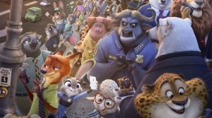 New Clip From 'Zootopia' Released