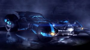 New Rocket League DLC Features Batmobile From 'Batman v Superman'