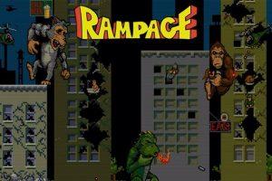 'Rampage' Movie Hires Writers