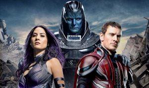 Theater Standee For 'X-Men: Apocalypse' Released