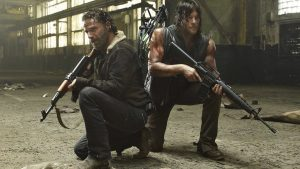 Walking Dead Stars Felt Sick After Reading Season Finale Script