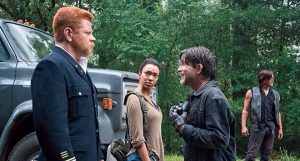 New Images From The Walking Dead Released