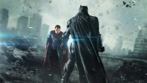 New IMAX Poster For 'Batman v Superman' Teases The Epic Showdown