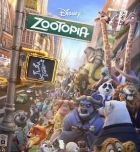 Check Out the New Clips from 'Zootopia'!
