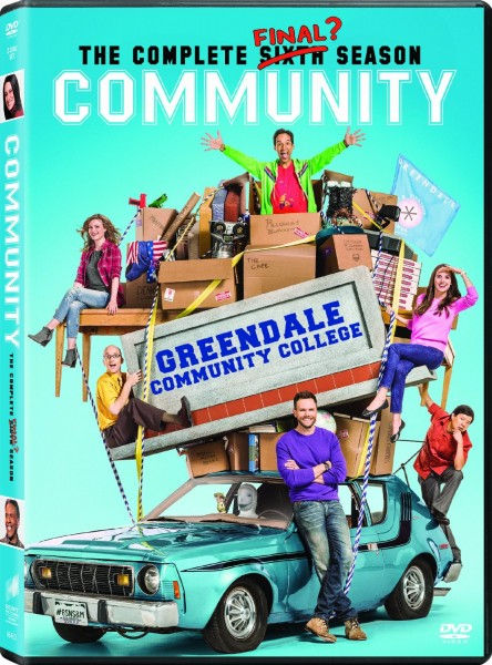 On DVD March 8