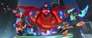 'Big Hero 6' Series Is In Development For Disney XD