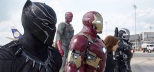 New Images From 'Captain America: Civil War' Released