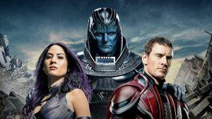 New Poster For 'X-Men: Apocalypse' Focuses On The Villains