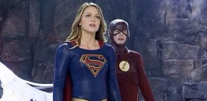 New Images From Supergirl/The Flash Crossover Released