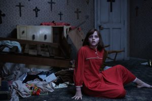 The Conjuring 2 Interview: Madison Wolfe on Scaring Us