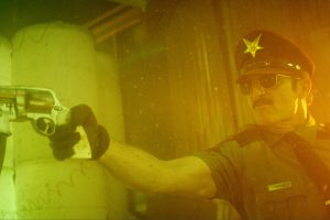 LAFF Review: Officer Downe – Officer Downer