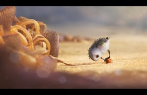 Piper, the short film preceding Finding Dory