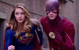 Supergirl + Flash = MUSICAL?