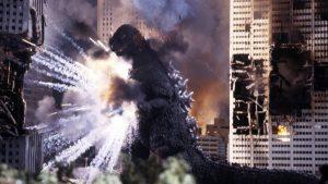 The Return of Godzilla Blu-ray Review