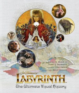 Labyrinth: The Ultimate Visual History Book Review