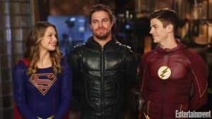 DC COMICS ON TV:  We're Back Baby!