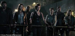 FREE Passes to The Premiere of RESIDENT EVIL: THE FINAL CHAPTER