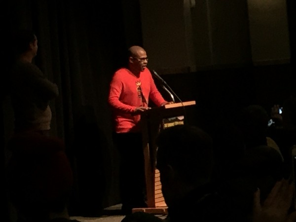 Jordan Peele introduces Get Out