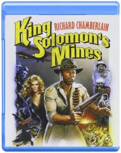 King Solomon's Mines Blu-ray Review: Raiders Of The More Successful Franchise